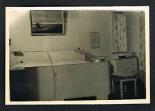 FOTO vintage PHOTO, Interieur Schlafzimmer, bedroom equipment /114a