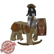 Brickforge Centaur Courser/Guardian Fantasy Accessory Pack for Lego Minifigures