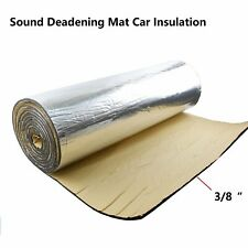 Sound Deadener - Automotive Noise Insulation Mat With Adhesive Layer 108