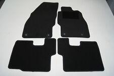 VAUXHALL CORSA D 2006-2014 TAILORED CAR MATS BLACK STUD FIXINGS CLEARANCE SALE
