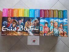 Enid Blyton-Fünf (5) Freunde-Alle 13-3er Bände mit superschönem Buchrückenmotiv