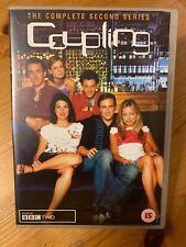 Coupling - Series 2 - Dvd (2002, 2 Disc Set) Jack Davenport - Gina Bellman