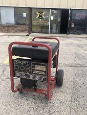 Generac GP5000 Portable Powered Generator - 5939