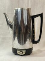 Vintage GE Immersible Coffee Maker Coffee Pot