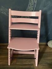 Stokke Tripp Trapp High Chair Baby Pink