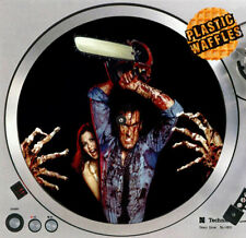 "Cult Film Evil Dead Ash #2 Slipmat Turntable 12"" LP Slip Mat DJ Audiophile"