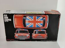 Fujimi RS-37 1/24 Old Mini Cooper Vintage Model Kit New in open Box Fast P&P