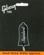 Gibson Truss Rod Cover Standard Black PRTR-030 NEW
