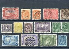 1897 to 1938 high value lot used stamp Canada