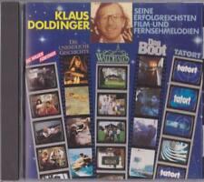 KLAUS DOLDINGER Seine Erfolgreichen Film Und Fernsehmelodien CD 1987 Das Boot