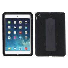Case Cover Shockproof Armor Skin Rugged Stand Screen for Apple iPad Mini 1 2 3