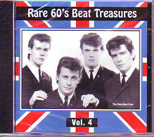 V.A. - RARE 60's BEAT TREASURES Volume 4 CD