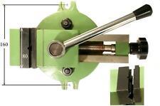 10128 GG-Tools Maschinenschraubstock mit Schnellspannvorrichtung