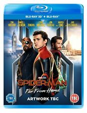 Disney Marvel Studios Spider-Man Far From Home 3D and 2D Blu-Ray