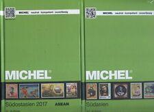 Michel Übersee Banda 8 Parti 1+2 Sud e Südostasien 2016/2017 Nuovo