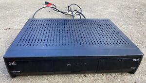 Dish Network VIP222K HDTV Dual TV Receiver No Remote W/ Triplexer 3 Way Input