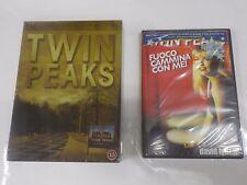 TWIN PEAKS GOLD ED. + FUOCO CAMMINA CON ME -COMPLETA IN DVD -COMPRO FUMETTI SHOP