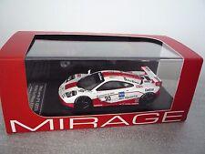 McLaren F1 GTR Le MANS 1996 1:43 Mirage HPI 8262