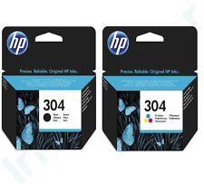 Genuine HP 304 For Envy 5020 5030 5032 Ink Cartridges Black & Colour