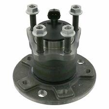 Rear Wheel Bearing Kit Inc Wheel Hub Abs Sensor Nuts Fits Vauxhall As Febi 27382