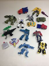Hasbro Transformers McDonald?s Lot