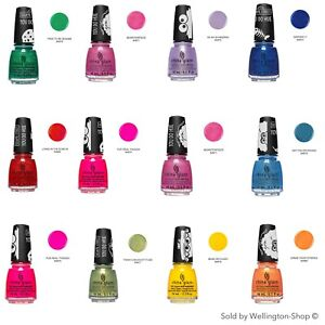 China Glaze Nail Lacquer Nail Polish You Do Hue  Sesame Street Collection 0.5 oz