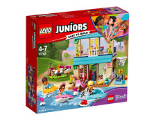 LEGO ® Juniors 10763 Stephanies casa sul lago NUOVO OVP NEW MISB NRFB