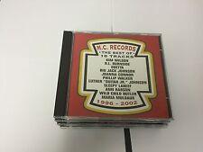 The Best of Mc Records CD KIM WILSON ANN RABSON ODETTA ETC 2003 607735004824