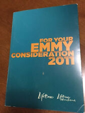 Lifetime - Emmy 2011 - For Your Consideration - 5 Disc DVD Set - 7 Programs