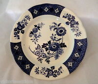 J.&G.MEAKIN ROYAL STAFFORDSHIRE Cathay Cobalt Blue Plate - Made in England
