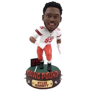 Myles Garrett Cleveland Browns Dawg Pound Series Bobblehead NFL New in box