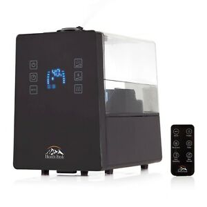 Heaven Fresh HF 710 Ultrasonic Cool and Hot Mist Humidifier with aroma Function