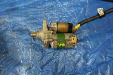 92-95 HONDA CIVIC EG HATCHBACK OEM FACTORY STARTER MOTOR ASSEMBLY #9176