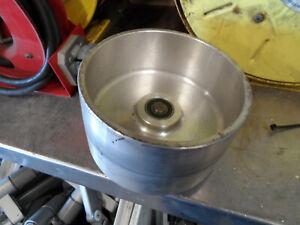 burr king sander 4 inch idler pulley(FJ)