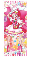 Glitter Precure a la mode cure whip Life-size Tapestry Wall Scroll poster JAPAN