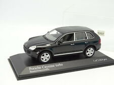 Minichamps 1/43 - Porsche Cayenne Turbo Noire