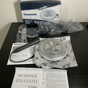 Panasonic SL-CT520 Personal CD Player MP3 DSound - NEW NEVER USED -