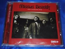 MISSUS BEASTLY - SWF-Session 1974 - AudioCD