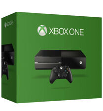 xbox one Games Console (500gb Black Microsoft)