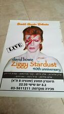 Poster by David Bowie.