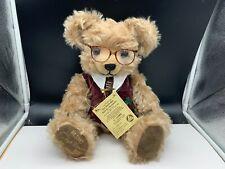 Hermann Teddy Bär 43 cm. Limitierte Auflage. Top Zustand