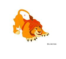 PIN ´S DISNEY FANTASY - MUFASA FROM LION KING ROI LION - 5 CM - LE35