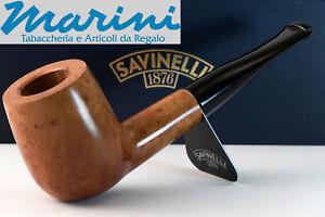 Smoking pipes pipe Savinelli 101 briar natural waxed wood made in Italy