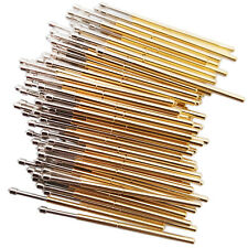 US Stock 50pcs P100-E2 Dia 1.36mm 180g Spring Test Probe Pogo Pin