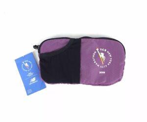 NEW New Balance New York Marathon 2019 Running Waistpack Fanny Pack Bag Purple