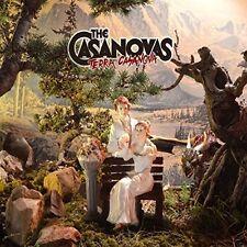 THE CASANOVAS - TERRA CASANOVA  CD NEU