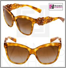 1d21226777 Guaranteed 3 day delivery · Dolce   Gabbana Spain in Sicily 4264 Blonde  Havana Square Gradient Sunglasses
