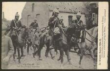 La Grande Guerre 1914-15. German Prisoners Going to Douai - Vintage Postcard