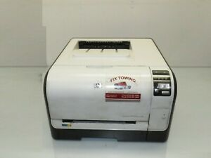HP LaserJet Pro CP1525nw Color Printer (CE875A) FOR PARTS