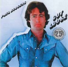 PAUL RODGERS - CUT LOOSE (1983/2008) Limited Edition =RARE CD= Jewel Case+GIFT